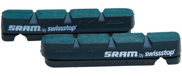 SRAM S900 Direct Mount Rim Brake Pads Insert Color: Black