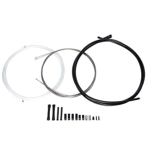 SRAM SlickWire Pro Shift Cable Kit 4mm Color: Black