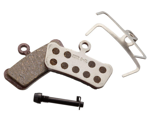 SRAM Trail/Guide Disc Brake Pads Model: Organic with Aluminum Backing