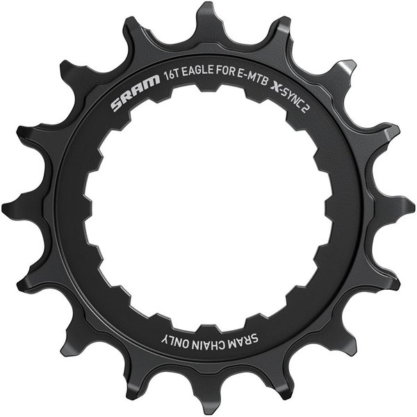 SRAM X-SYNC 2 Eagle Bosch Direct Mount Chainring Size: 16T