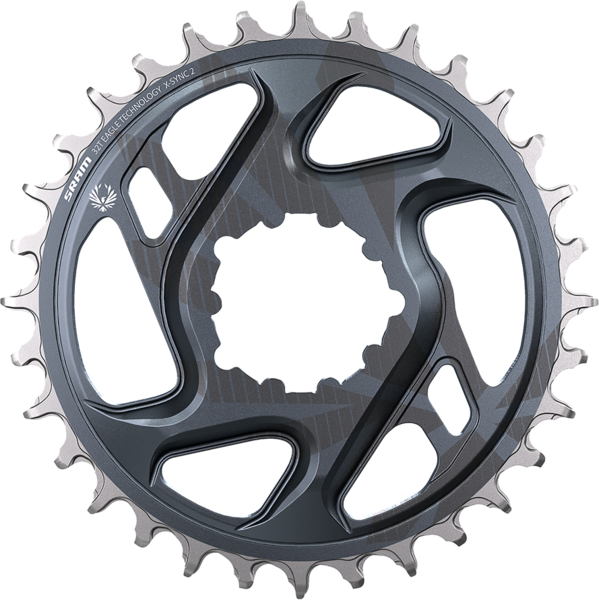 SRAM X-SYNC 2 Boost Eagle Cold Forged Direct Mount Chainring