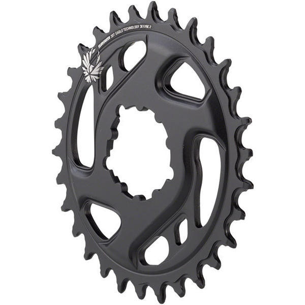 SRAM X-Sync 2 Eagle Direct Mount Chainring Color | Offset | Size | Speeds: Black | 3mm | 30T | 10/11/12-speed