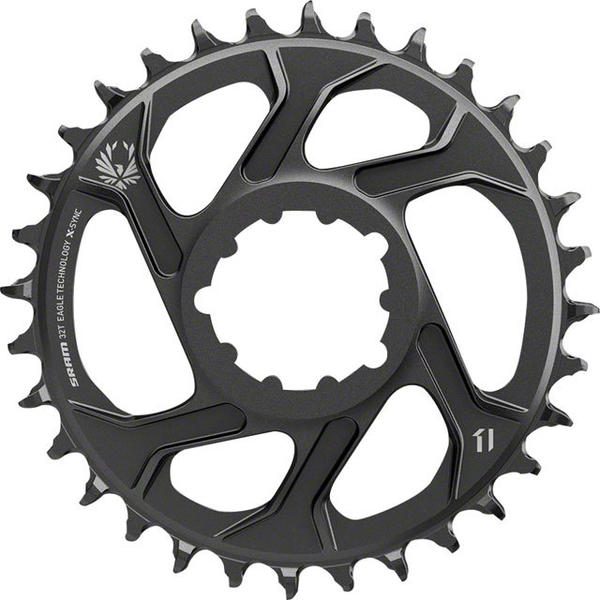SRAM X-Sync 2 Eagle Direct Mount Fat Bike Chainring