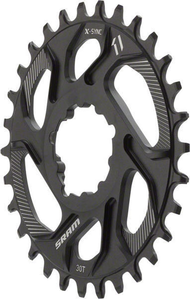 SRAM X-Sync Boost Direct Mount Chainring Color: Black