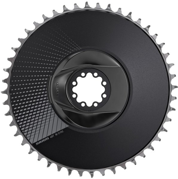 SRAM X-SYNC Road Direct Mount Aero Chainring Color: Black