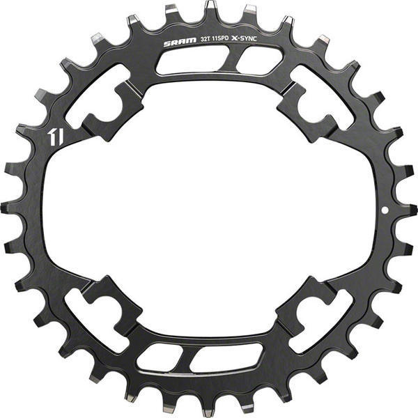 SRAM X-Sync Steel 11-Speed Chainring