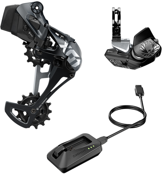 SRAM X01 Eagle AXS Upgrade Kit Color: Lunar