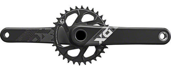 SRAM X01 Eagle Fat Bike Crankset