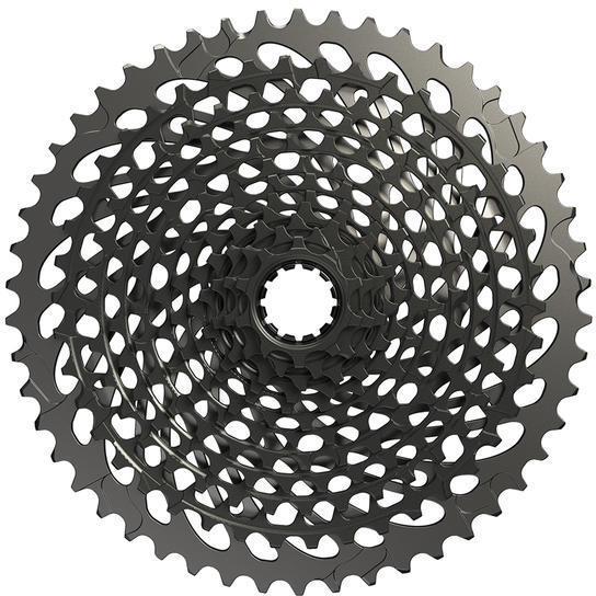 SRAM XG-1295 X01 Eagle Cassette Color: Black