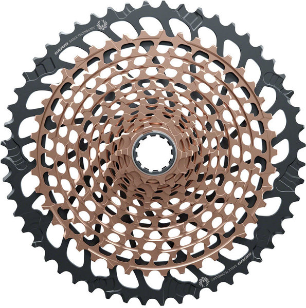 SRAM XG-1299 Eagle 12-Speed Cassette Color: Copper