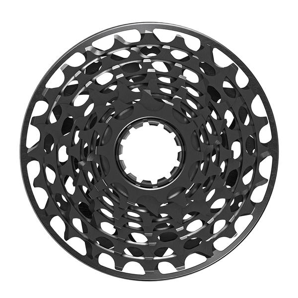 SRAM XG-795 X01 DH 7-Speed Cassette Color: Black