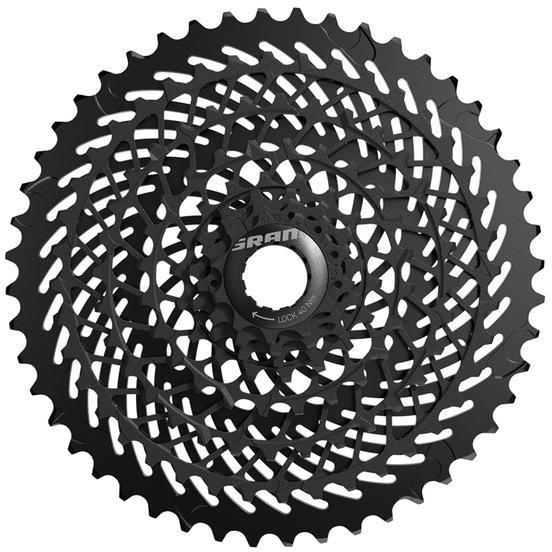 SRAM XG-899 E-Block Cassette Color: Black