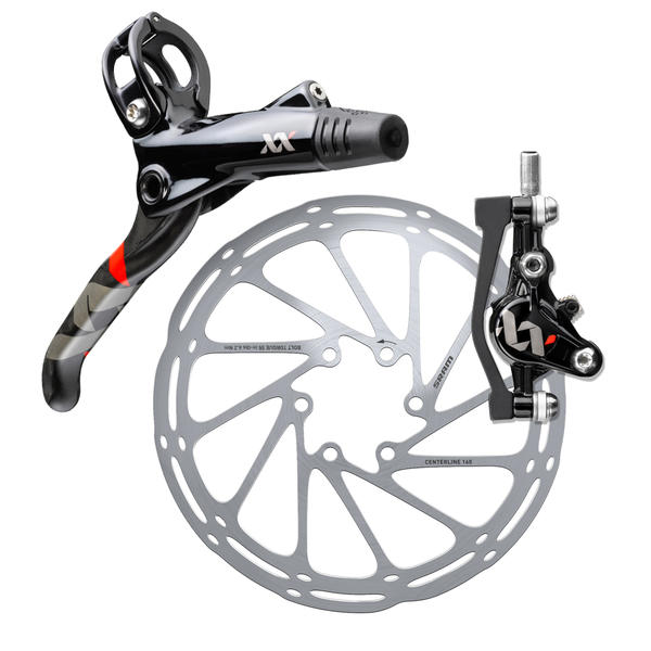 SRAM XX Disc Brake Rotor and bracket sold separately