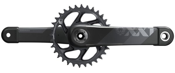 SRAM XX1 Eagle Boost DUB SL Crankset Chainrings: 34T