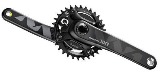 SRAM XX1 Eagle Quarq Power Meter Crankset