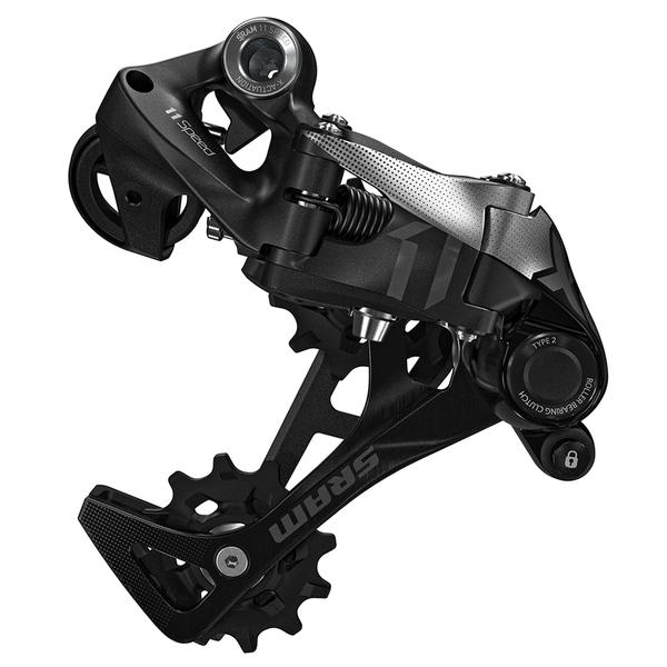 SRAM X01 Rear Derailleur Color: Black