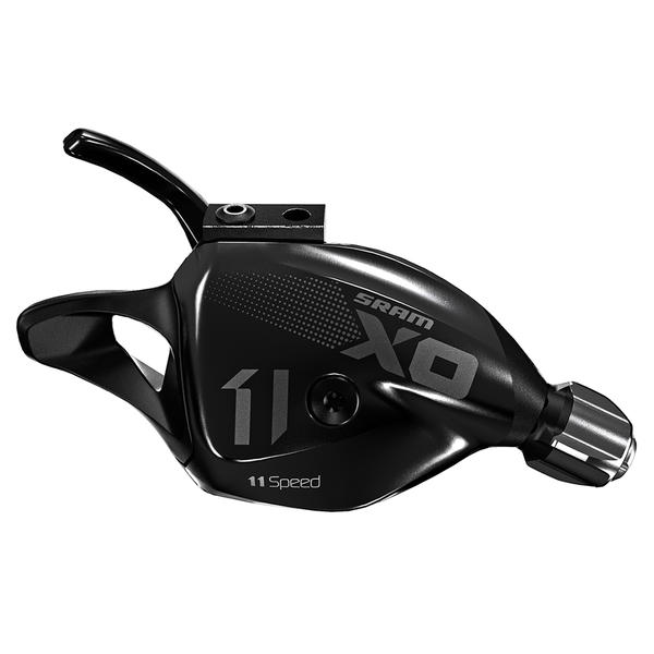 SRAM X01 Trigger Shifter Color: Black