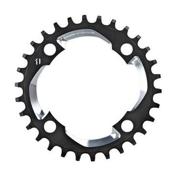 Osymetric Road XCross Gravel Narrow Wide BCD 110mm 5Bolt  44T Chainring