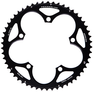SRAM Legacy Road Chainring Color: Black