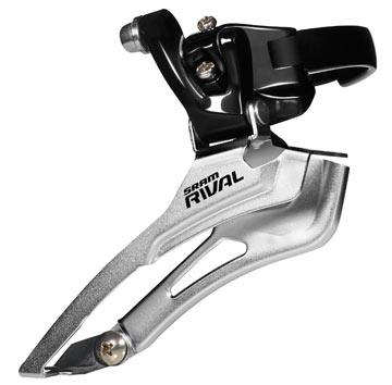 SRAM Rival Clamp-On Front Derailleur