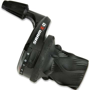 SRAM X0 3-Speed Front Twist Shifter