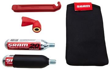 SRAM Jersey Pocket Mini Twist Inflator Kit