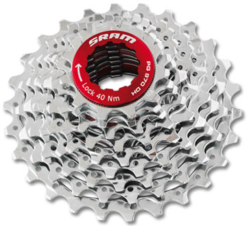 SRAM PG-970 DH 9-Speed Cassette