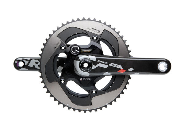 SRAM RED Quarq Power Meter Crankset