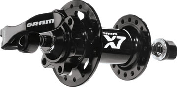 SRAM X7 Front Hub