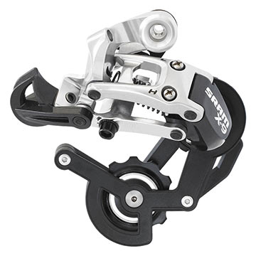 SRAM X9 9-Speed Rear Derailleur (Short-cage)