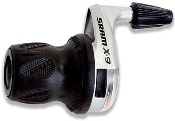 SRAM X9 Front Twist Shifter