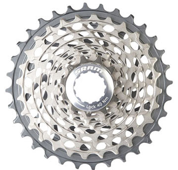 SRAM XG-999 9-Speed Cassette (11-32)