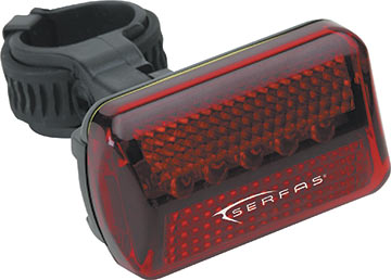 Serfas TL-311 LED Taillight