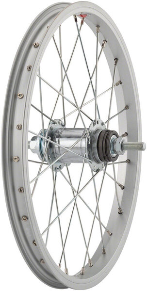 Sta-Tru 16-inch Rear Wheel Color: Silver