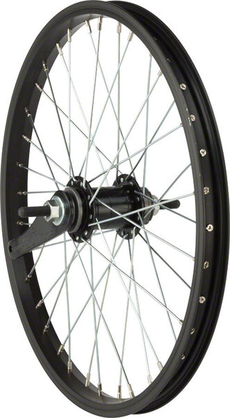 Sta-Tru 18-inch Rear Wheel Cassette Compatibility: Coaster Brake