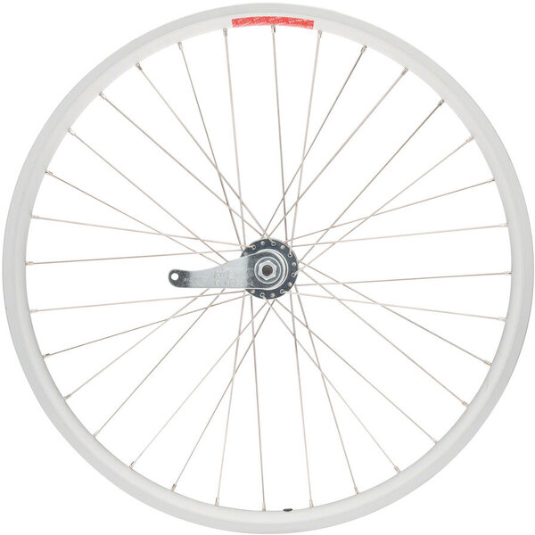 Sta-Tru 24-inch Double Wall Rear Wheel Color: Silver