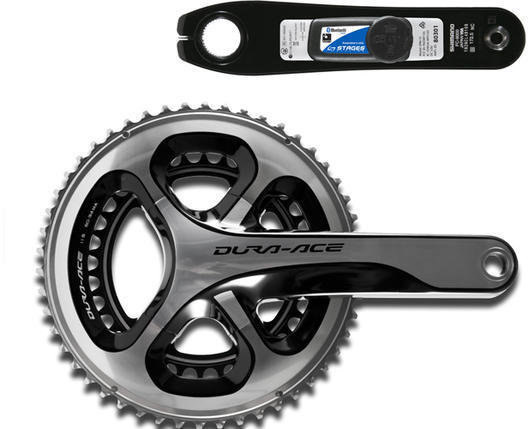 Stages Cycling Shimano Dura-Ace 9000 Crankset Power Meter