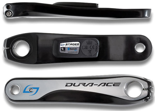 Stages Cycling Stages Power Meter - Shimano Dura-Ace 9000
