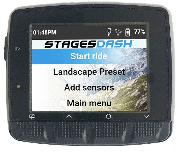 Stages Cycling Stages Dash L50