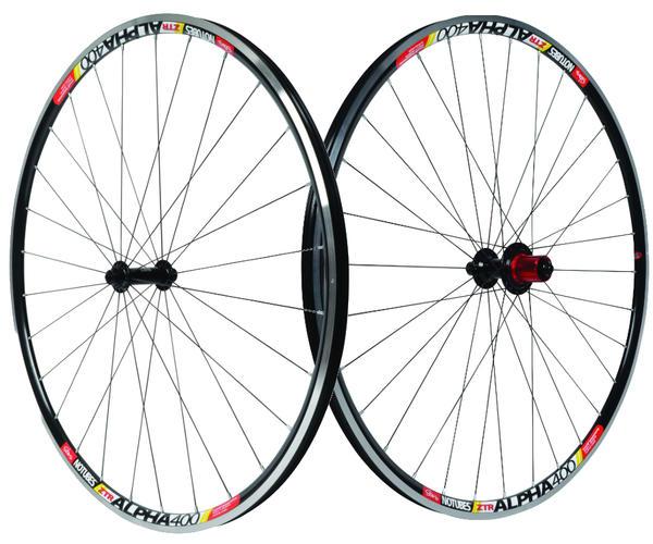 Stan's NoTubes Alpha 400 Comp Wheel (Front, 700c)