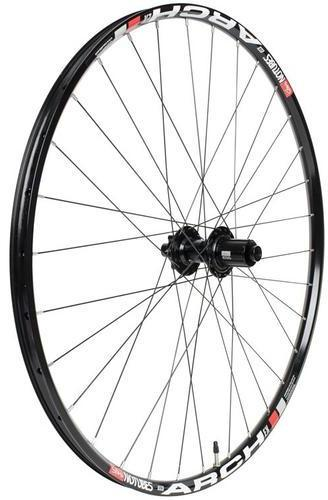 Stan's NoTubes Arch EX 29 Rear Wheels (Shimano) Cassette Compatibility | Rear Axle: Shimano | 12x142mm Rear