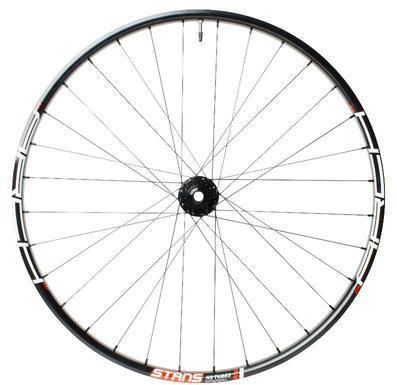 Stan's NoTubes Arch MK3 27.5 Front Wheels Front Axle: 15x100mm