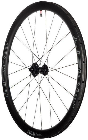 Stan's NoTubes Avion Pro 700c Front Color: Black