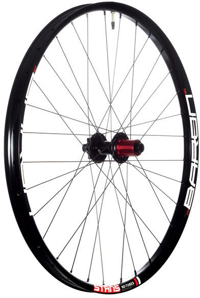 Stan's NoTubes Baron MK3 27.5-inch Rear Color: Black