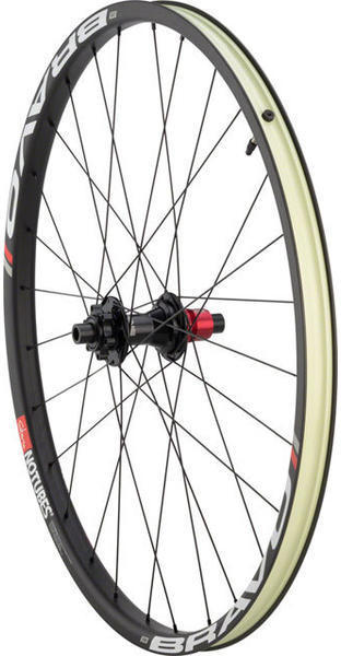 Stan's NoTubes Bravo Pro 27.5-inch Rear Color: Black