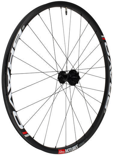 Stan's NoTubes Bravo Team 27.5 Front Wheels