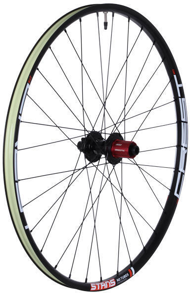 Stan's NoTubes Bravo Team 29-inch Rear