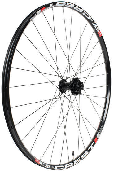 Stan's NoTubes Crest 27.5 Front Wheels Front Axle: 15x100mm