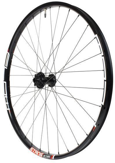 Stan's NoTubes Flow MK3 27.5 Front Wheels Front Axle: 15x100mm