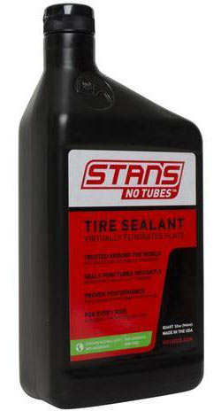 Stan's NoTubes Tire Sealant Size: Quart